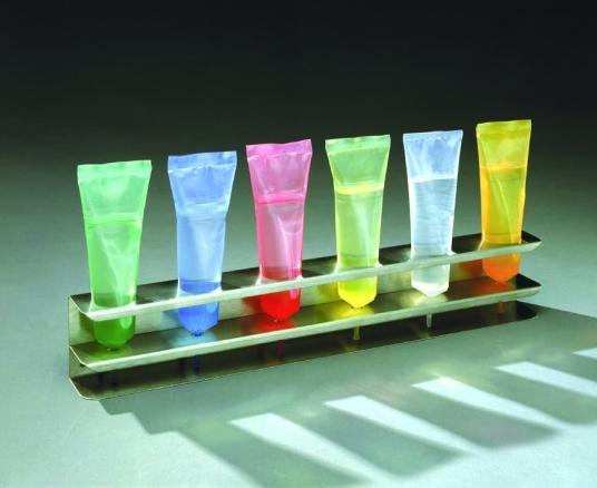 S6-8255 semen tubes in rack