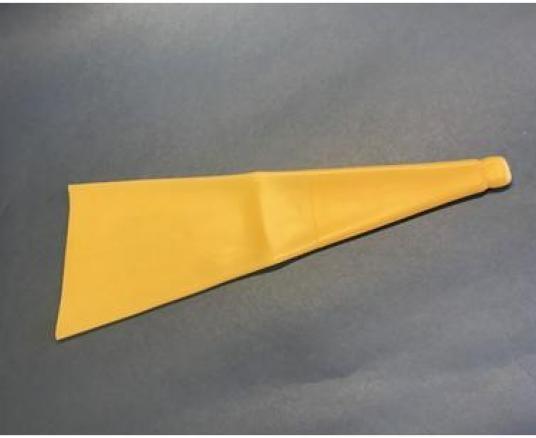 B2-7115 end cone - vented heavyweight